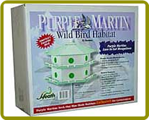 12 Room Purple Martin House