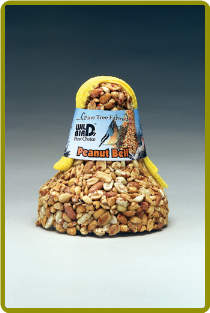 18 oz Peanut Bell with Net