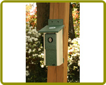 Two Toned Nesting Box