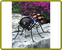 Stained Glass Ant