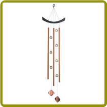 Woodstock Feng Shui Chime - Chi Energy