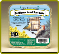 Sunflower Heart Suet
