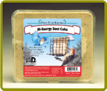 3 lb High Energy Suet Cake