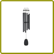 Windsinger Chimes of Apollo - Black