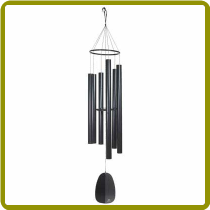 Windsinger Chimes of King David - Black