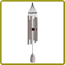 Windsinger Chimes of Orpheus - Silver