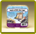 12 oz Raisin-N-Nut Suet Cake