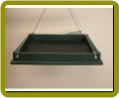 Recycled Hanging Platform Feeder