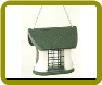 Recycled Plastic Suet Feeder, 2 Cake