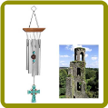 Woodstock Celtic Chime Cross