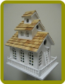 Chapel Bell Birdhouse- No Bracket