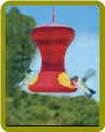Fliteline 30 oz. Hummingbird Feeder